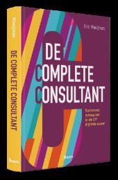 Omslag boek 'De complete consultant'